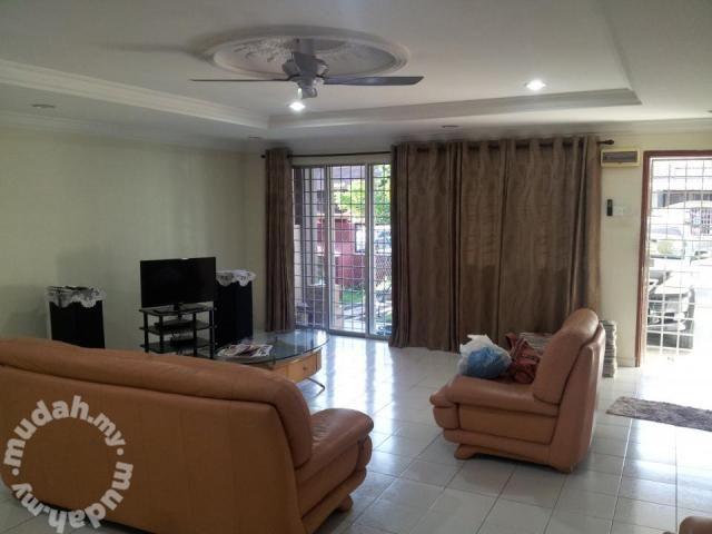 2sty Bangi Perdana, Bandar Baru Bangi - Houses for sale in Bangi, Selangor