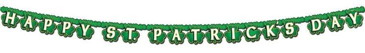 Shamrock Happy St Patricks Day