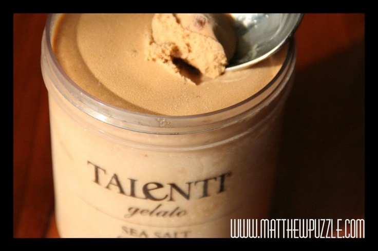 Talenti Gelato Review: Sea Salt Caramel and Other Flavors