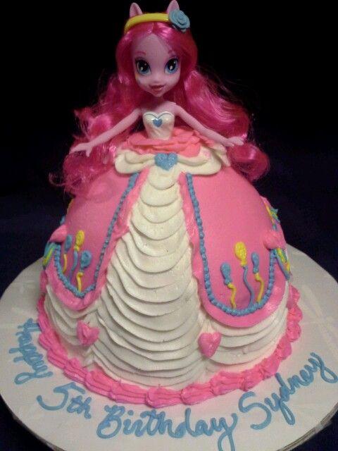 1000 Ideas About Pinkie Pie Cake On Pinterest Little