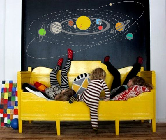 25+ best ideas about Solar System Room on Pinterest | Solar kids, Solar  system art and Decor planet