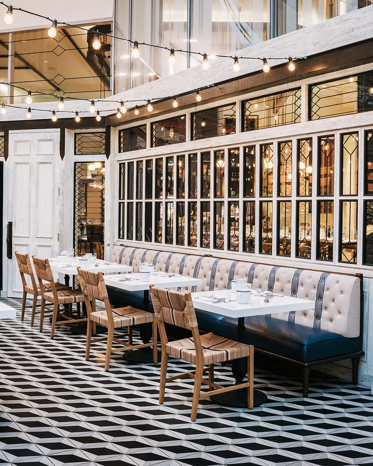 For Marcus Samuelsson's first standalone restaurant in the capital, Parts and Labor Design pays homage to the chef's multicultural heritage and personal style.