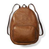 Tompkins Leather Backpack