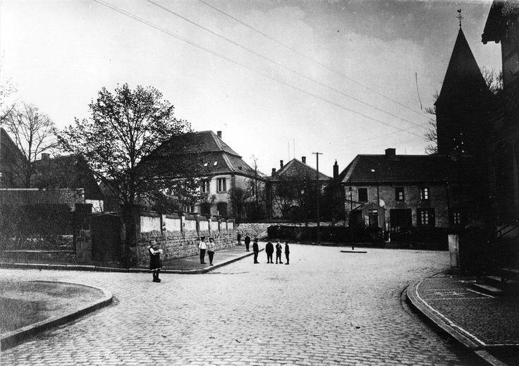 Goethestraße, Herdecke, Westfalen 30er Jahre Bilder