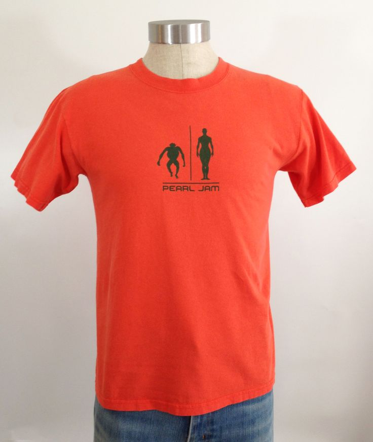 Reware Vintage: Pearl Jam Binaural Tour T Shirt