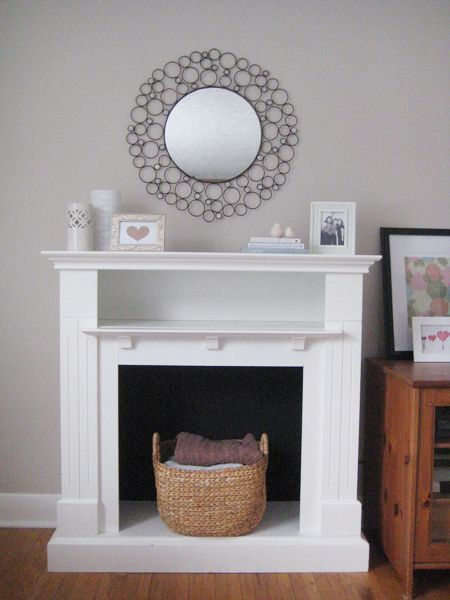 So here I am thinking I had an original great idea but turns out someone  else. Fireplace Mantels For SaleFake ... - 25+ Best Ideas About Fireplace Mantels For Sale On Pinterest