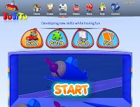 Online Games for Toddlers