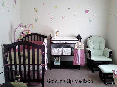 Growing up Madison: Throwback Thursday: Preparing the Nursery