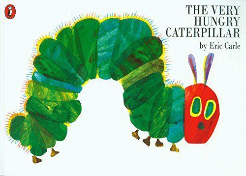 The Very Hungry Caterpillar: Amazon.co.uk: Eric Carle: 9780140569322: Books