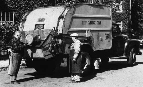 21 Best Vintage Garbage Trucks Images On Pinterest Cars