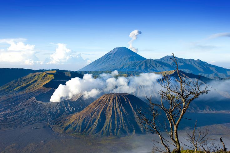 #Bromo mountain - East Java, #Indonesia  @luxly_indonesia