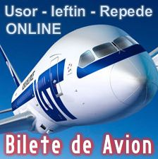 Bilete de Avion Online