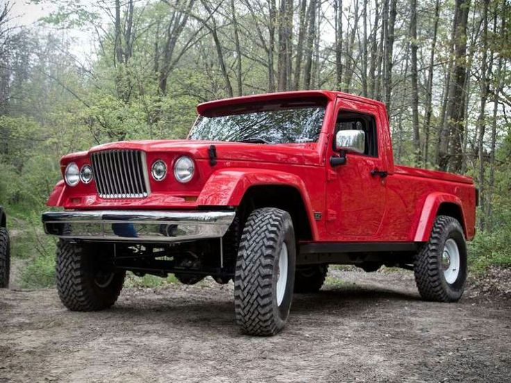 669 best willys jeep trucks images on pinterest jeep truck jeep jeep concept based on a wrangler to look like an old gladiator or or publicscrutiny Image collections