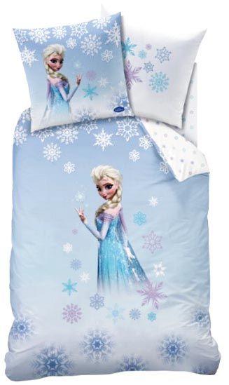 Copripiumino Elsa di Frozen originale della Disney