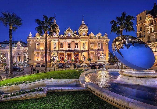 Casino De Monte Carlo Monte Carlo Societe Des Bains De Mer