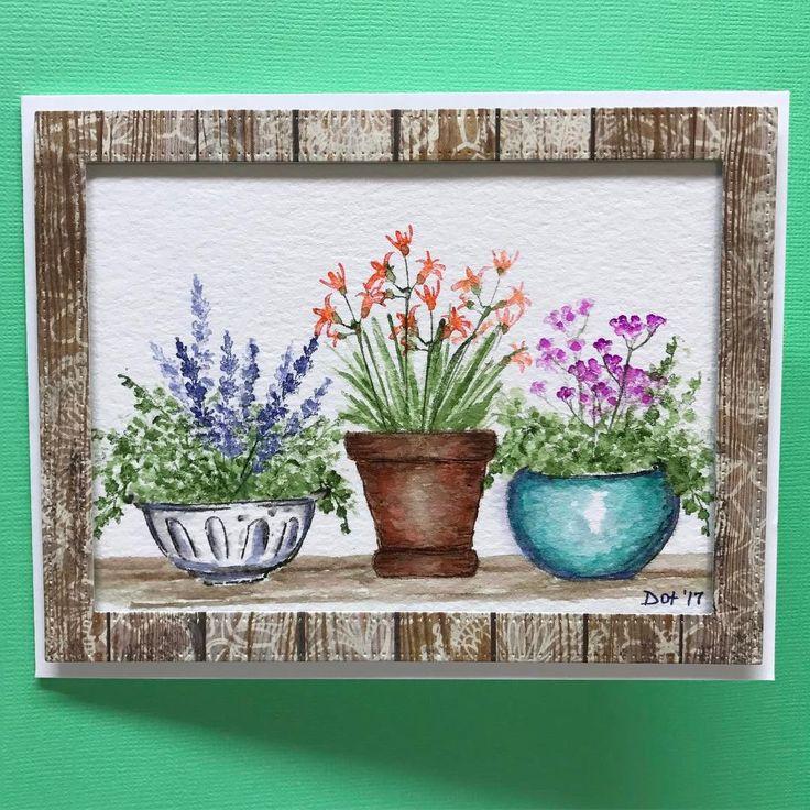 Art Impressions Watercolor