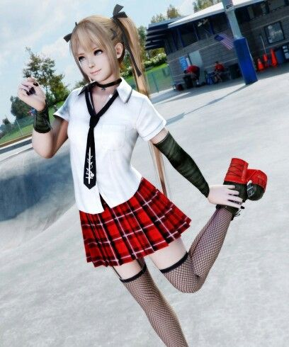 Sexy doa dead or alive marie rose