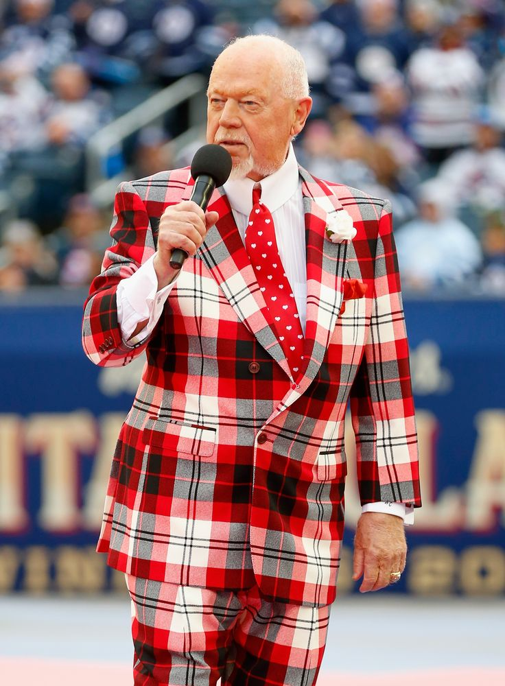 Hockey commentator Don Cherry believes media coverage of athletes kneeling during the playing of national anthems has been hypocritical.