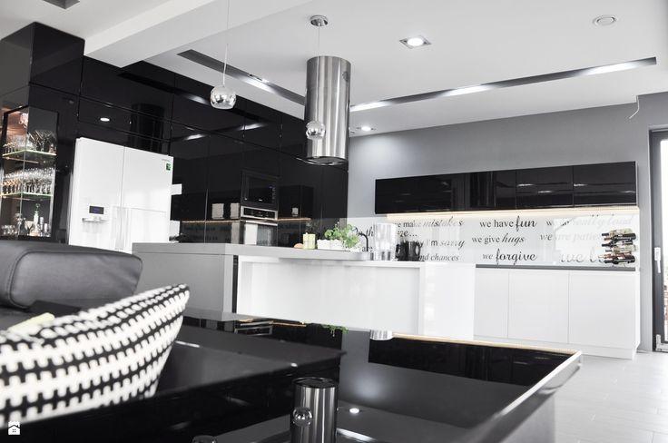 Nowoczesna kuchnia - zdjęcie od Am Design Studio projektowania wnętrz - Kuchnia - Styl Nowoczesny - Am Design Studio projektowania wnętrz