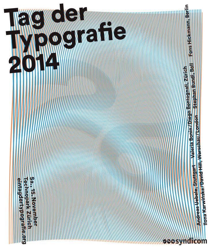 Tag der Typografie 2014