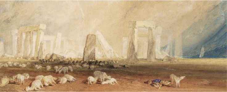 Stonehenge Wilts John Turner