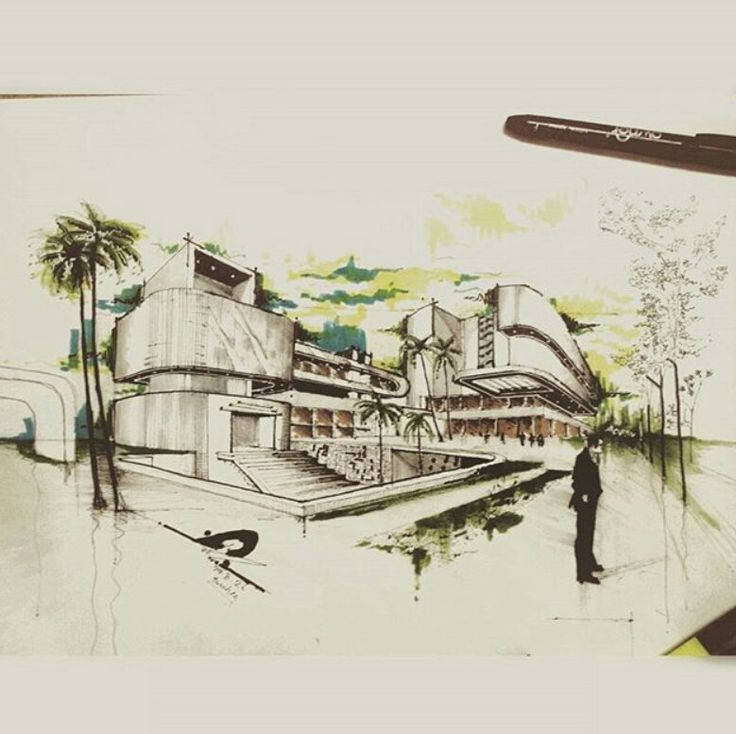 Architectural Drawing Board 196 best architectural sketches images on pinterest