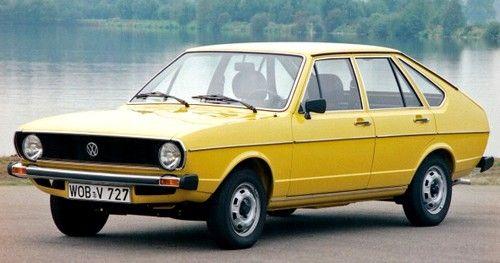 Volkswagen Passat B1 (1973-1980)
