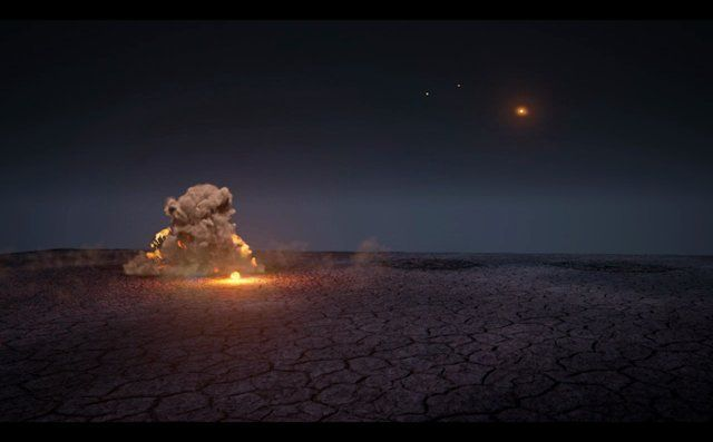 Some of my latest UE4 work.  Sorry about the video quality of this one.