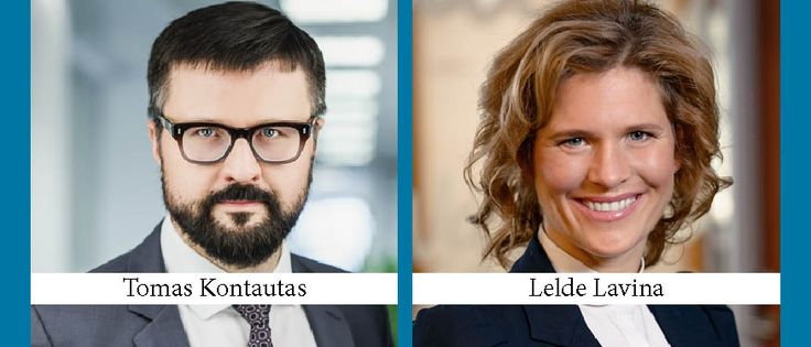 Sorainen Announces New Partner in Latvia and New Head of Lithuanian Office