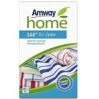 SA8™ TRI-ZYME Порошок-усилитель для замачивания белья и выведения пятен