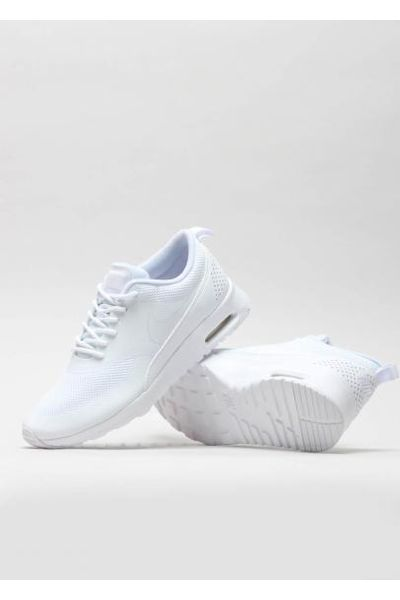 Nike Air Max Thea Trainers in White - The Fashion