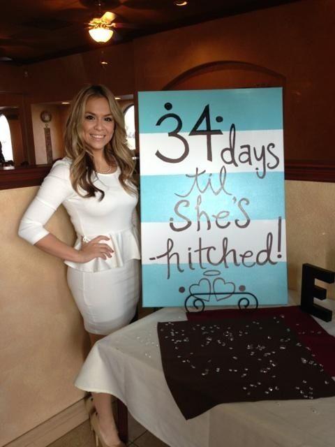 ideas about Tiffany Bridal Showers on Pinterest Bridal