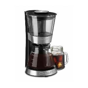 The Cuisinart Cold Brew Coffeemaker is the fastest way to cold brew a cup of Joe in as little as 25 minutes.