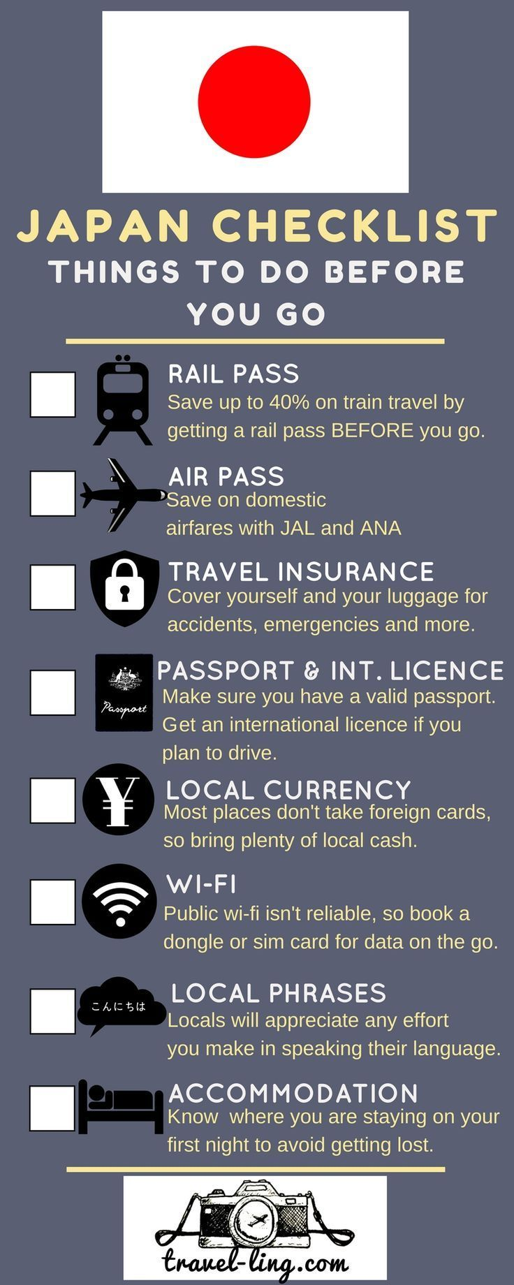 things to do before your trip to japan | japan travel | pinterest