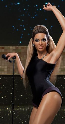 Madame Tussauds Beyonce | Beyoncé at Madame Tussauds London