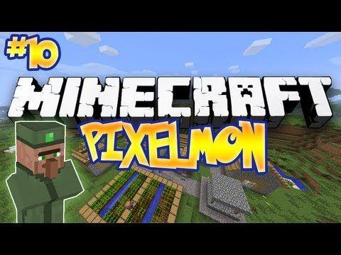 """ITS SO BEAUTIFUL!""- PIXELMON (Minecraft Pokemon Mod) - #10"