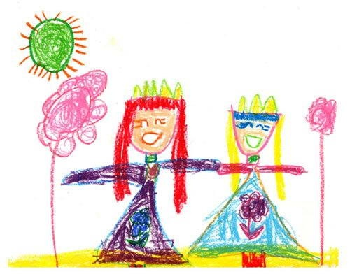 Scribble drawing kids : Best children s art images drawing
