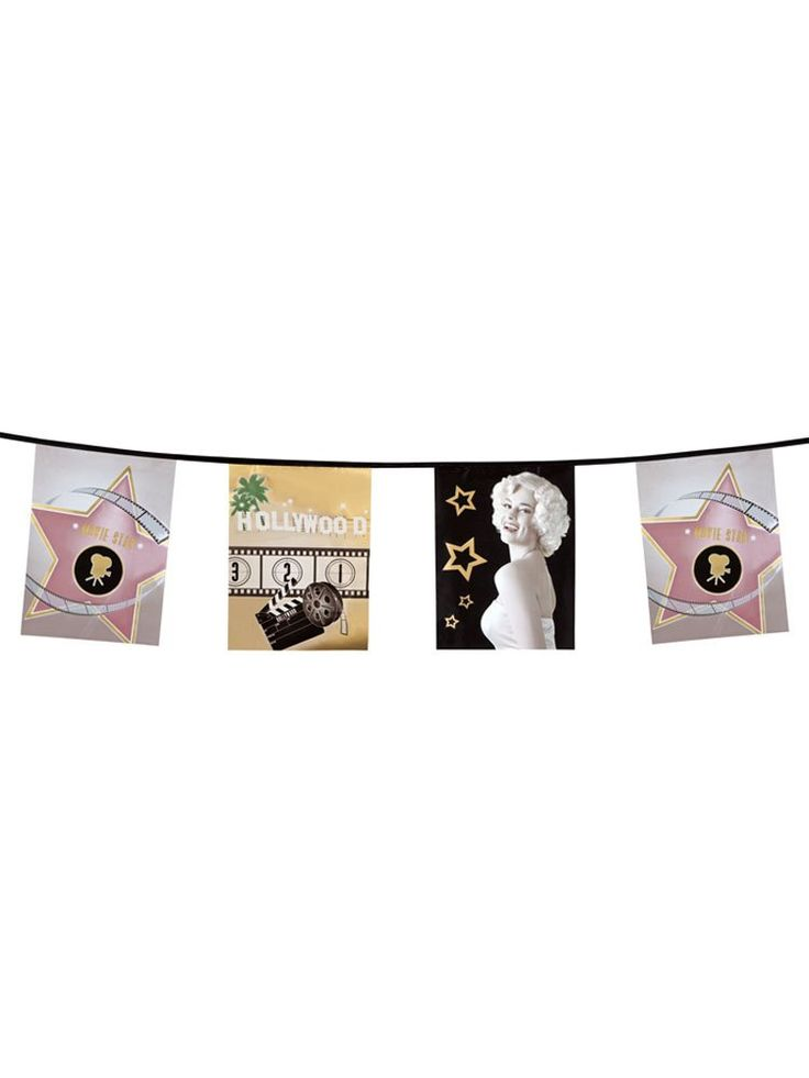 Boland BV Pennant Chain Hollywood, 6 M: Amazon.co.uk: Toys & Games