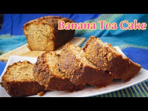 Banana Tea Cake - Dosatopizza