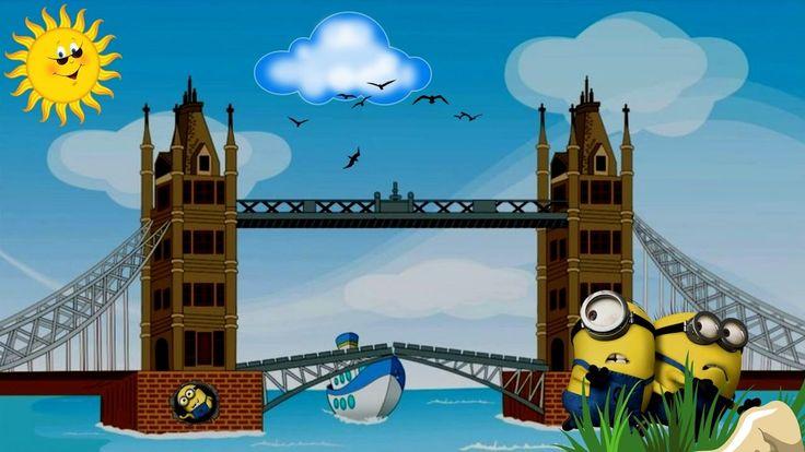 🌉London Bridge Is Falling Down   Plus Lots More Nursery Rhymes and songs  🌉