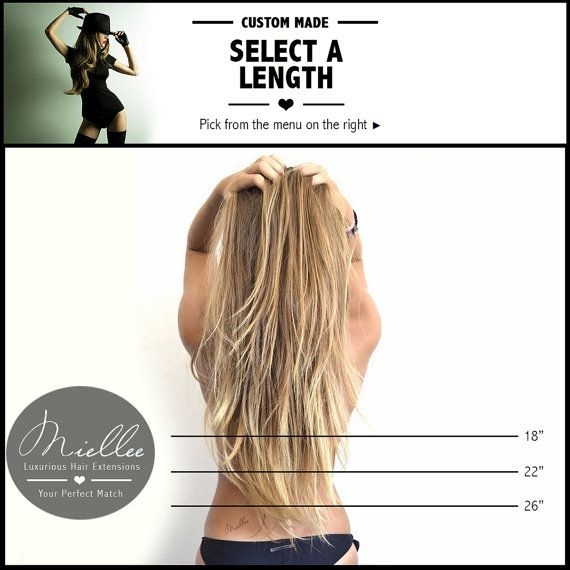 Natural Blonde Clip In Hair Extensions 111