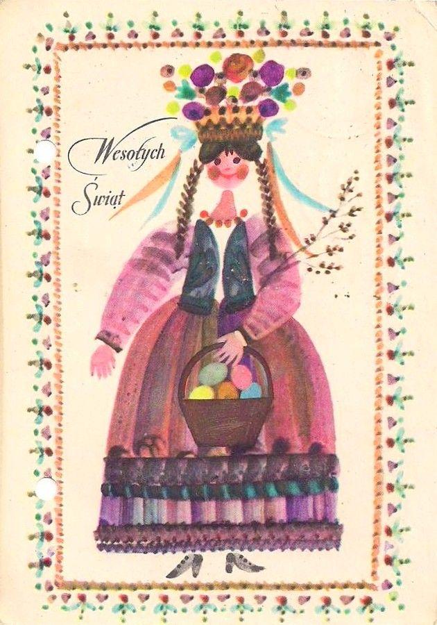 Danuta Imielska-Gebethner (b.1931) — Wesołych Swiąt   (630x900)