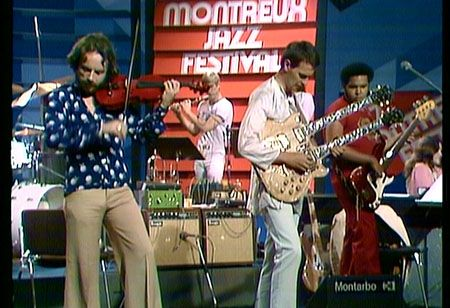 Formed by John McLaughlin in 1971, the Mahavishnu Orchestra pioneered the fusion of jazz elements into rock music whilst still undeniably retaining the power and muscle of a full on rock band. Description from experimentourbano.blogspot.com. I searched for this on bing.com/images