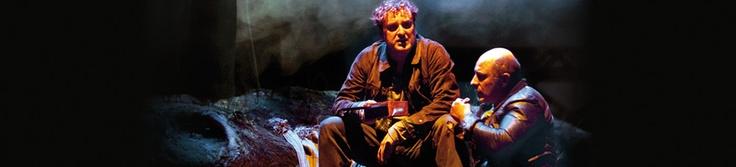 Teatro Jovellanos: Teatro. De ratones y hombres - Concha Busto Producciones. 15 de Febrero