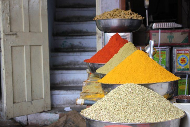 Mistress of Spices, Rajasthan, India #india #travel #Kamalan #culture #photo #Rajasthan #food
