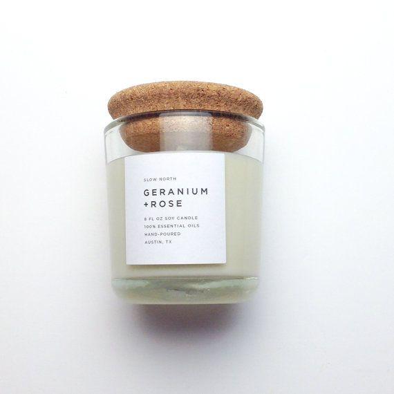 Homemade Essential Oils Wedding Style Inspiration Lane: Soy Wax & 100% Essential Oils