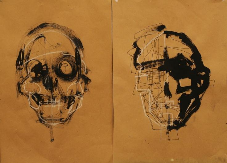 inks,chalk,plastic