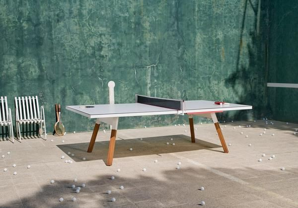 You and Me Ping Pong Table - Standard Size