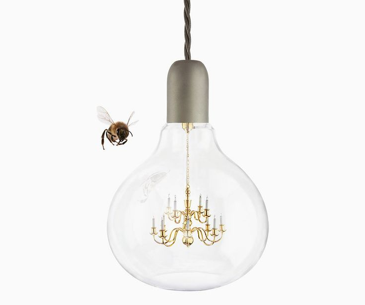 Find This Pin And More On Product. Young U0026 Battaglia Pendant Lamp Suspends  A Chandelier ...