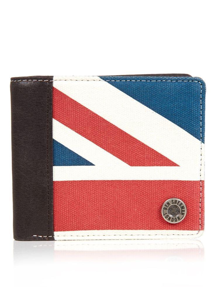 Union Print Billfold Wallet | Wallets | Ben Sherman
